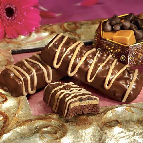 Caramel Cocoa Bar