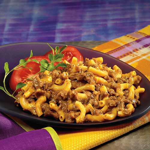 Cheese Steak Flavor Pasta