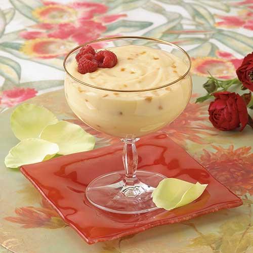 Custard Creme Pudding