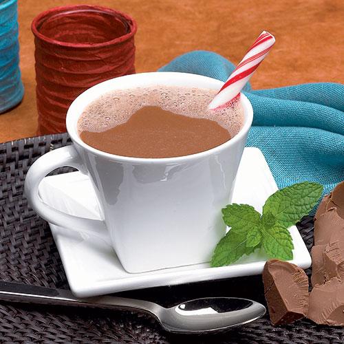 Mint Hot Cocoa