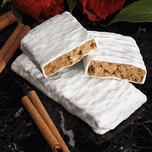 Oatmeal Cinnamon Raisin Bar