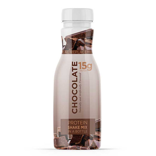 Chocolate Shake Mix In A Bottle