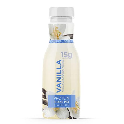 Vanilla Shake Mix In A Bottle