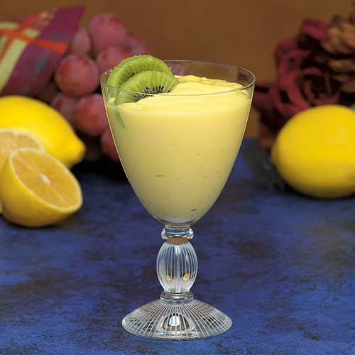 Lemon Chiffon Instant Pudding