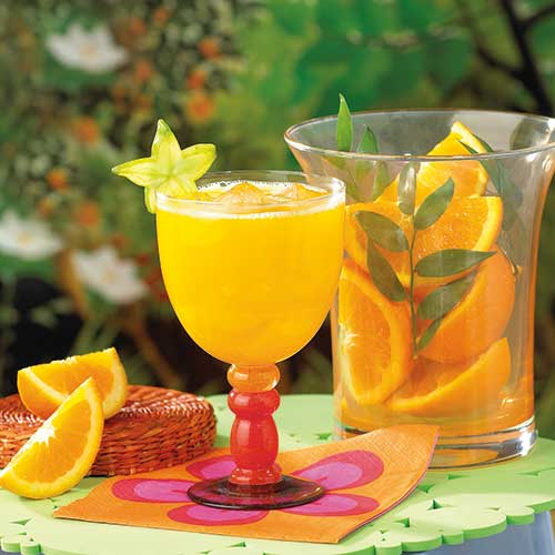 Tangy Orange Drink
