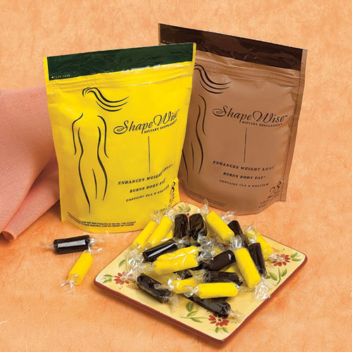 Chocolate ShapeWise Chews