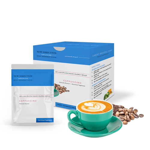 New Direction Advanced Cappuccino product line by Robard