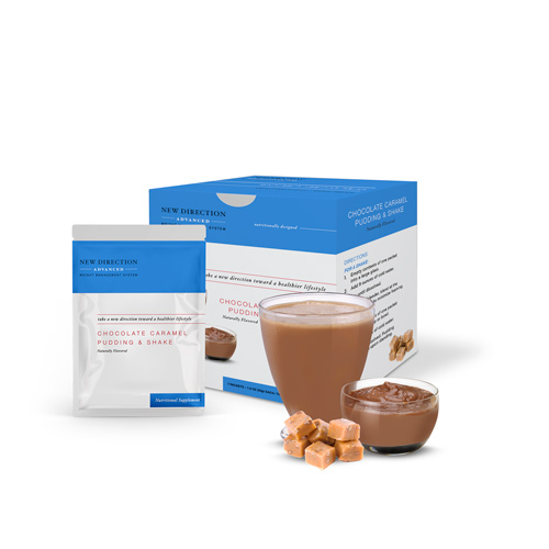 New Direction Advanced Chocolate Caramel Product Line by Robard