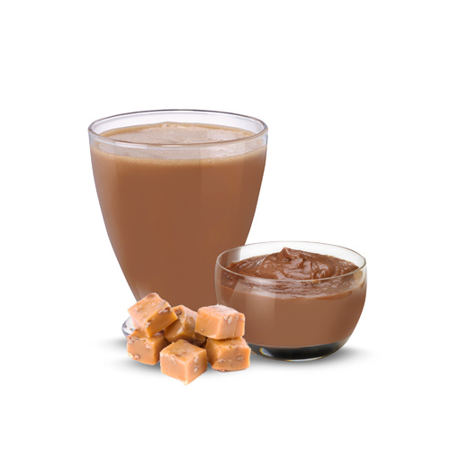 New Direction Advanced Chocolate Caramel Pudding & Shake