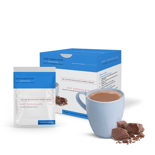 New Direction Advanced Hot Chocolate product line by Robard