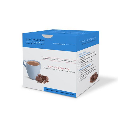 New Direction Advanced Hot Chocolate Box By Robard