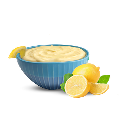 New Direction Advanced Zesty Lemon Pudding
