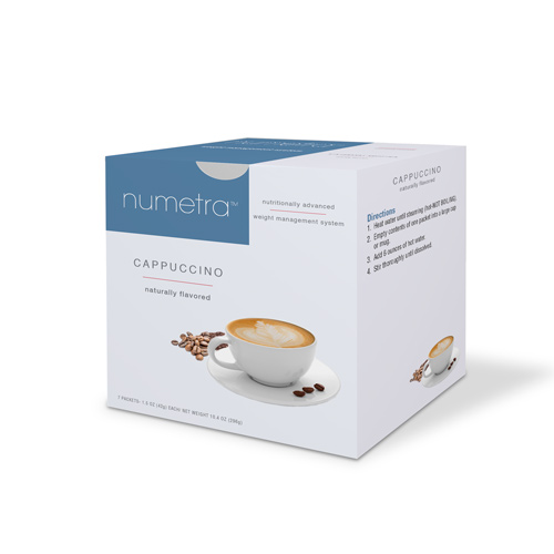 Numetra Cappuccino Box