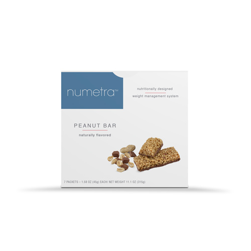 Numetra Peanut Bar Box