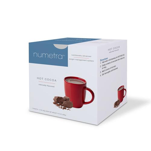 Numetra Hot Cocoa Box