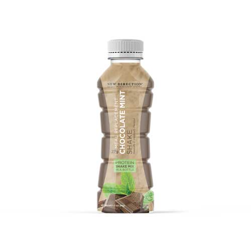 New Direction Chocolate Mint Shake In A Bottle