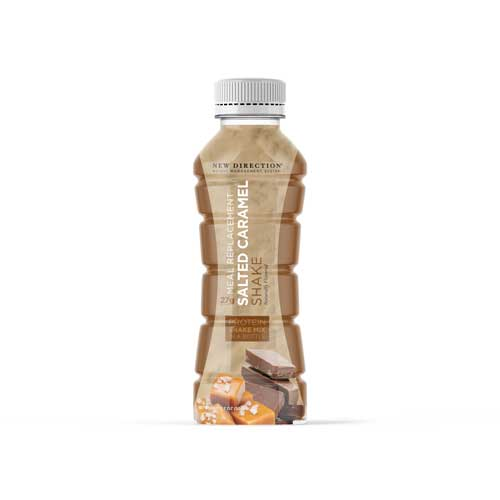 New Direction Chocolate Salted Caramel Shake In A Bottle