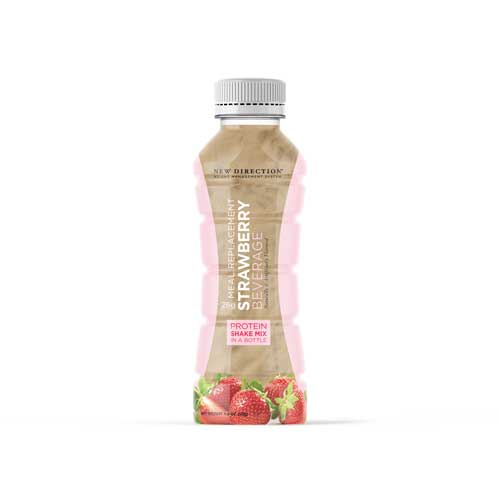 New Direction Strawberry Shake In A Bottle