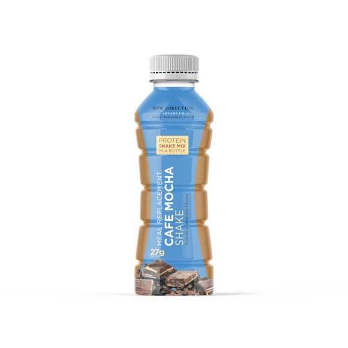New Direction Advanced Cafe Mocha Shake In A Bottle