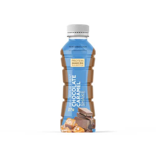 New Direction Advanced Chocolate Caramel Shake In A Bottle