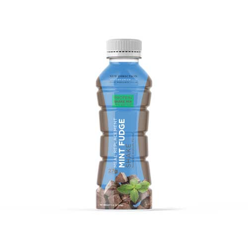 New Direction Advanced Mint Fudge Shake In A Bottle