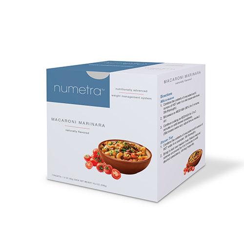 Numetra Macaroni Marinara box