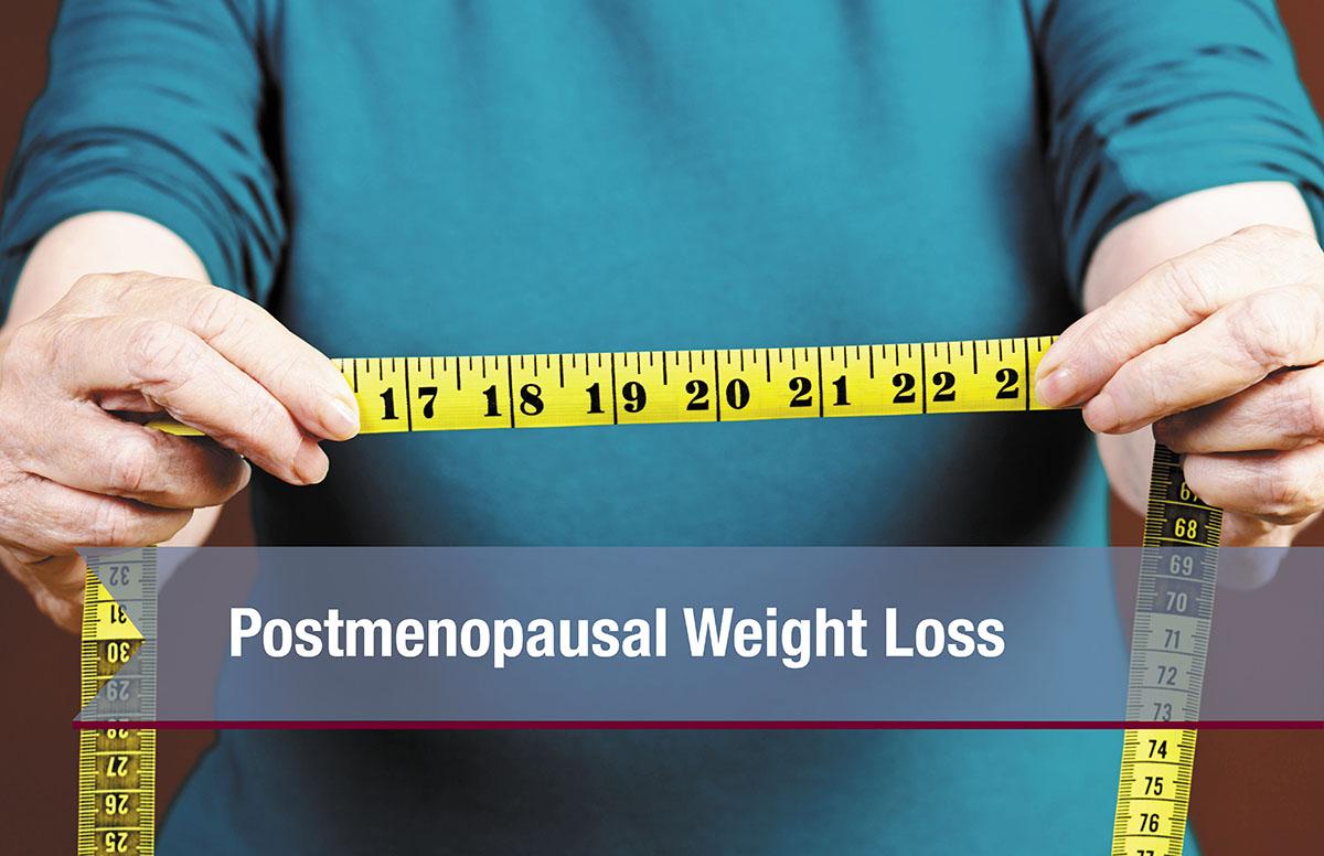 Postmenopausal Weight Loss