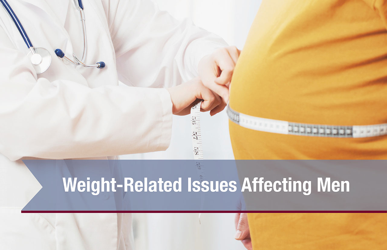 Weight-Related Issues Affecting Men