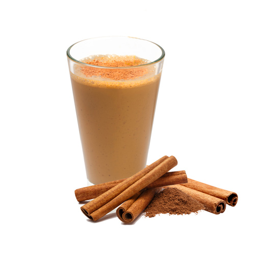 New Direction Advanced Cinnamon Roll Pudding & Shake