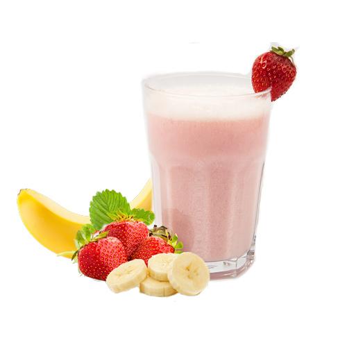 Numetra Strawberry Banana Smoothie