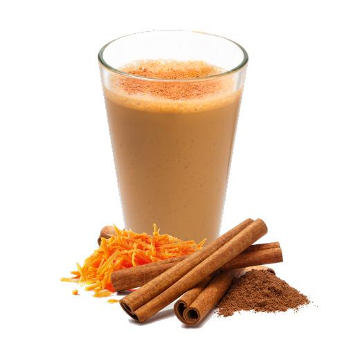 Numetra Spiced Carrot Cake Pudding & Shake
